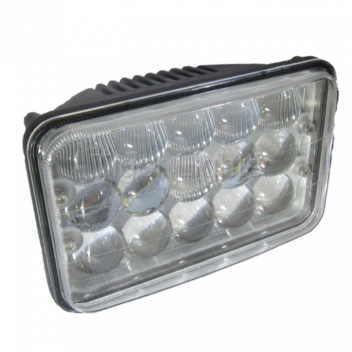 Tiger Lights - 4 x 6 LED High/Low Beam, TL800