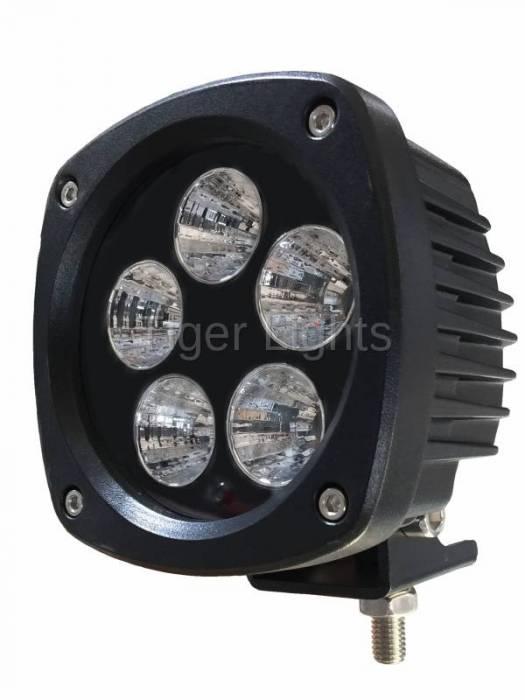 Tiger Lights - 50W Compact LED Flood Light, Generation 2, TL500F