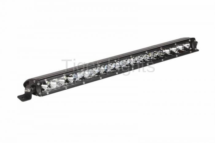"""Tiger Lights - 20"""" Single Row LED Light Bar, TL20SRC"""