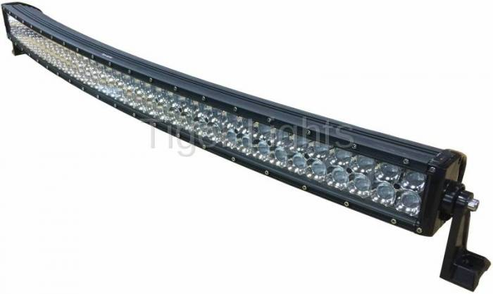 "Tiger Lights - 42"" Curved Double Row LED Light Bar, TLB440C-CURV"