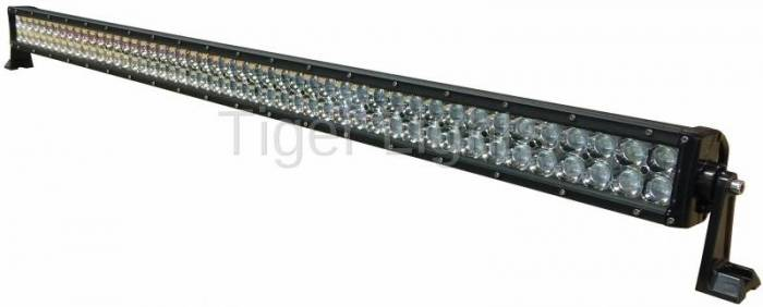 "Tiger Lights - 50"" Double Row LED Light Bar, TLB450C"