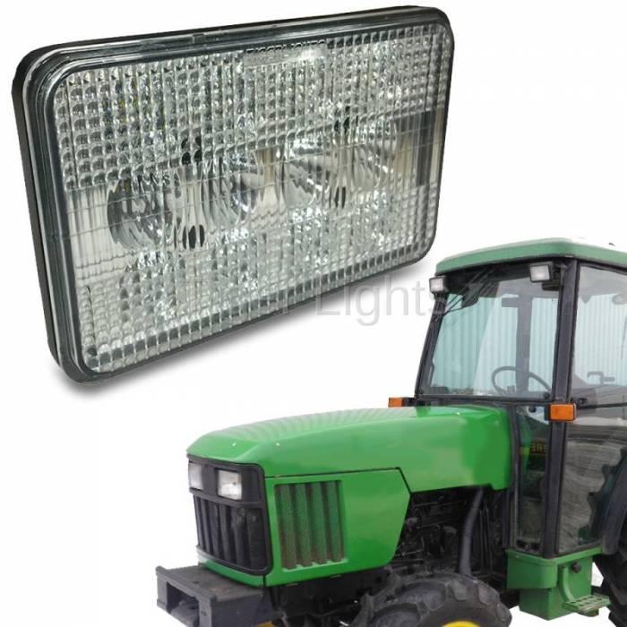Tiger Lights - High/Low Beam 5000 Series LED Light, TL5500