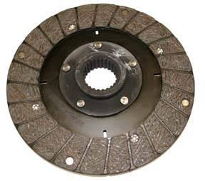 RO - 1043282M93 - Massey Ferguson  CLUTCH DISC