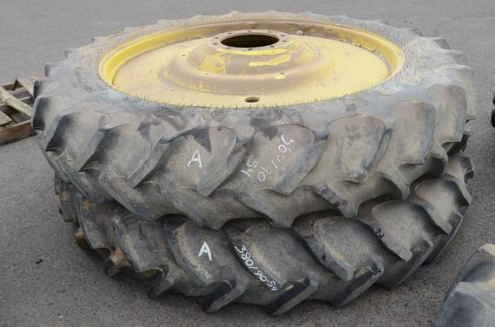 Used Tires/Wheels - Goodyear Tires/Wheels 380/90-R54 (A)