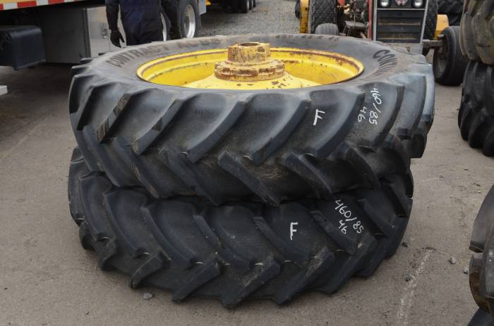 Used Tires/Wheels - Continental Tires/Wheels 460/85 46 (F)