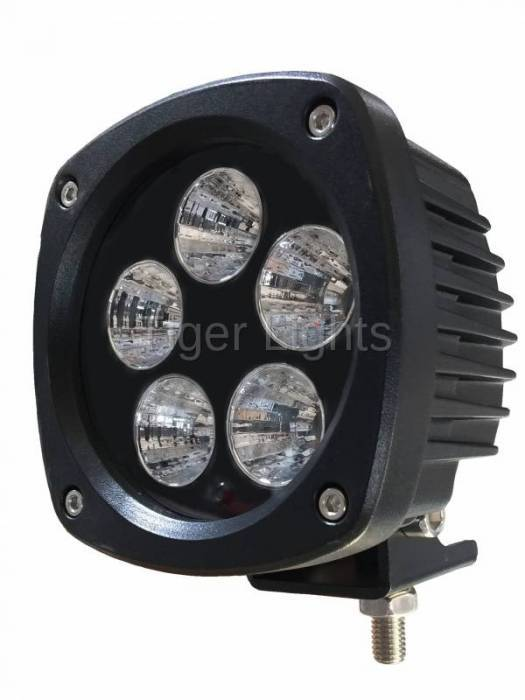 Tiger Lights - 50W Compact LED Super Spot Light,Generation 2,TL500SS