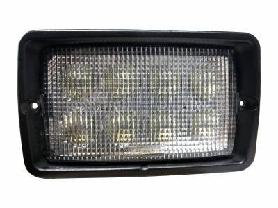 Tiger Lights - 3 x 5 LED Cab Headlight