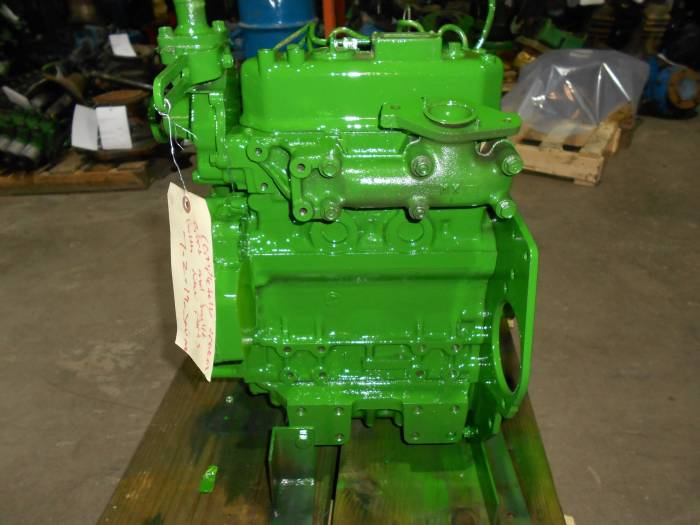 New, Used, Remanufactured Engines - 670 - For John Deere ENGINE, Remanufactured/Rebuilt