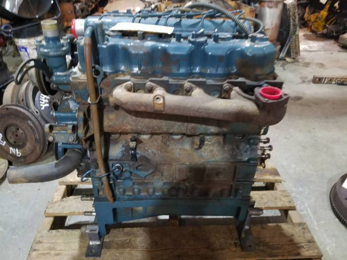 Used Engines - Kubota L3750 Used Engine