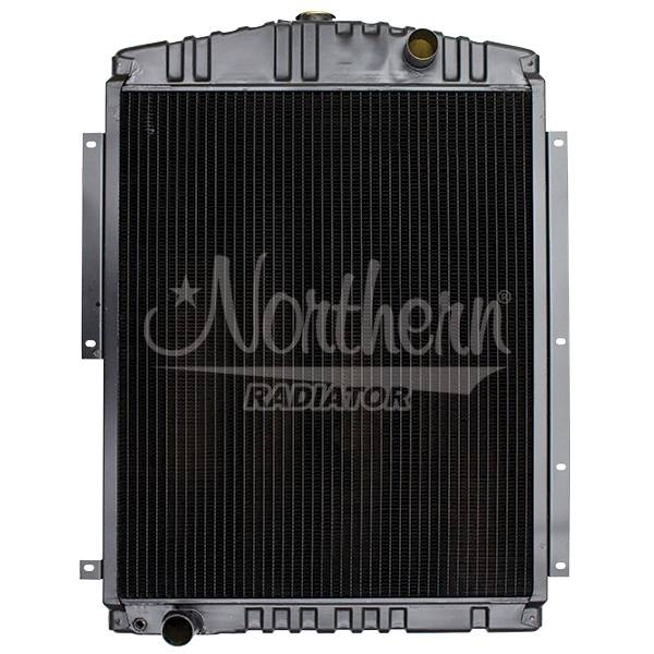 Combines - AH124726 - For John Deere COMBINE RADIATOR