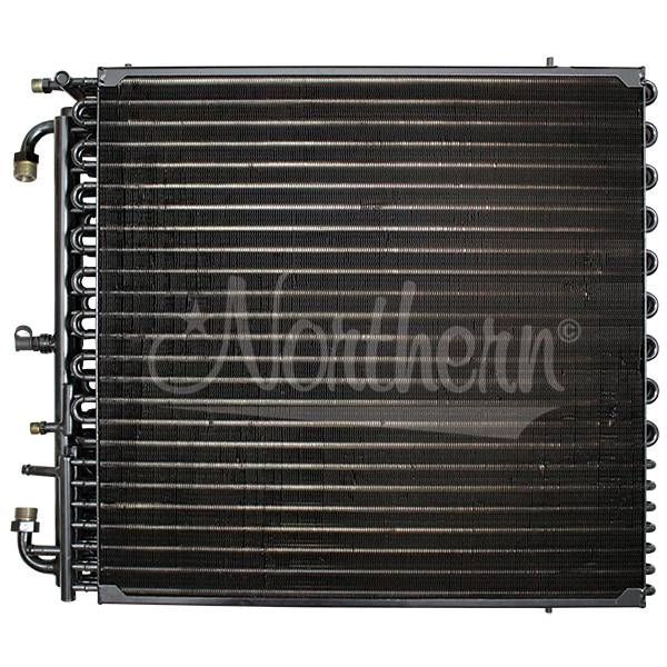 NR - RE218194 - For John Deere CONDENSER/FUEL & OIL COOLER COMBO
