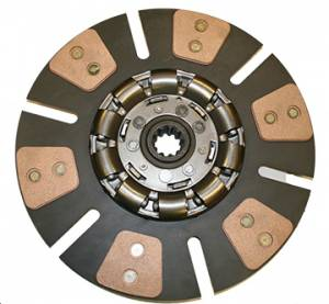 RO - 384395-HD-6 - International  CLUTCH DISC
