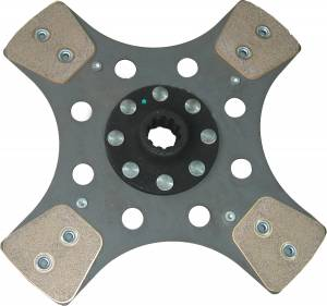 RO - 47134874 - Ford New Holland, Case/IH  CLUTCH DISC