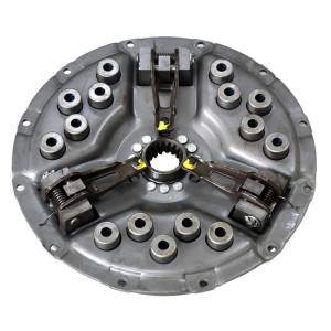 Clutch Transmission & PTO - Pressure Plate - RO - 67597C92 - International  PRESSURE PLATE ASSEMBLY