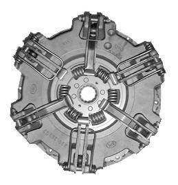 RO - 5181421 - Ford New Holland, Case/IH PRESSURE PLATE ASSEMBLY