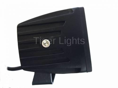 """Tiger Lights - LED 3"""" x 3"""" Square Spot Beam, TL200S - Image 3"""