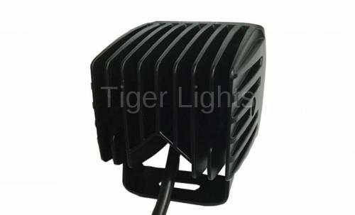 """Tiger Lights - LED 3"""" x 3"""" Square Spot Beam, TL200S - Image 4"""