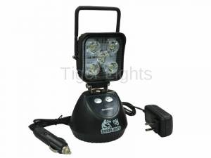 Tiger Lights - Rechargeable LED Magnetic Work Light, TL2460