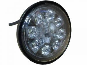 Electrical Components - LED Lights - Tiger Lights - 24W LED Sealed Round Light, TL3015, RE336111
