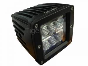 Tiger Lights - LED Square Flood Beam, TL205F