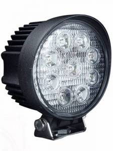 Tiger Lights - LED Round Spot Beam, TL100R