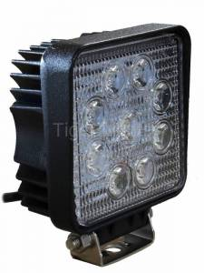 Tiger Lights - LED Square Spot Beam, TL100S