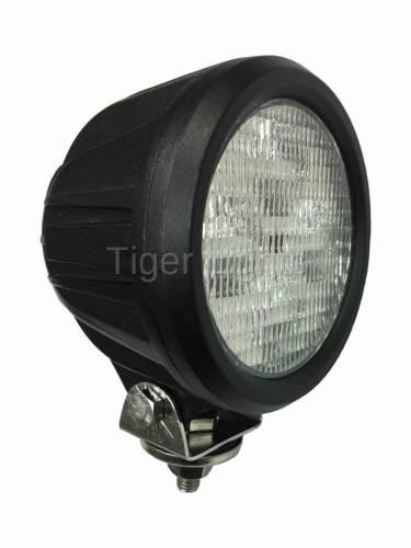 "Tiger Lights - LED 5"" Round Flood Beam, TL180"