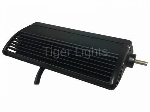 "Tiger Lights - 6"" Single Row LED Light Bar, TL6SRC - Image 3"