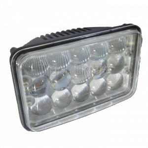 Tiger Lights - 4 x 6 LED High/Low Beam, TL800