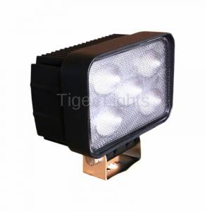"Electrical Components - Tiger Lights - LED 4"" x 6""  Rectangular Flood/Spot, TL175F"