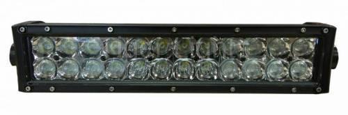 "Tiger Lights - 14"" Double Row LED Light Bar - Image 6"
