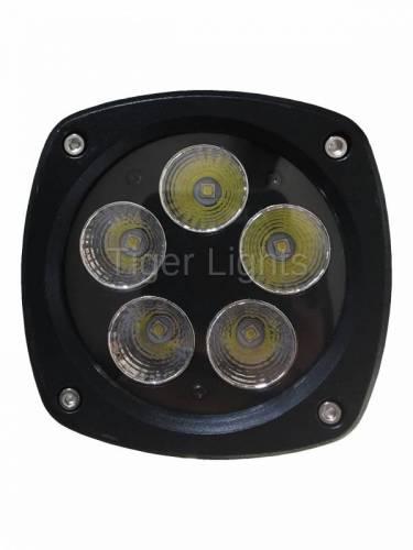 Tiger Lights - 50W Compact LED Flood Light, Generation 2, TL500F - Image 2