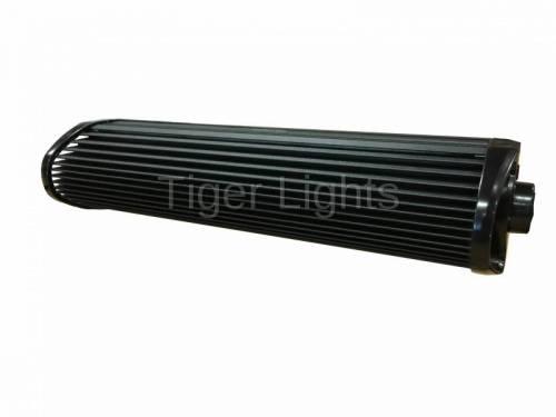 "Tiger Lights - 22"" Double Row LED Light Bar - Image 2"