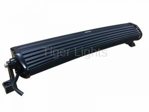 "Tiger Lights - 22"" Curved Double Row LED Light Bar, TLB420C-CURV - Image 3"