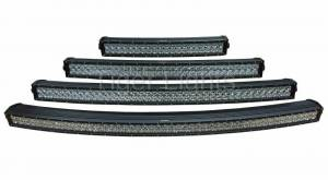 """Tiger Lights - 32"""" Curved Double Row LED Light Bar, TLB430C-CURV - Image 5"""