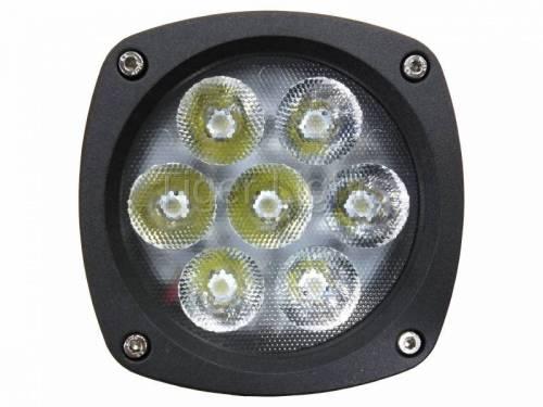 Tiger Lights - Kubota 1100 LED Spot Light Kit, TLKB2 - Image 2