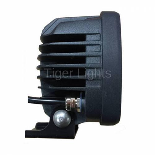 Tiger Lights - Kubota 1100 LED Spot Light Kit, TLKB2 - Image 3