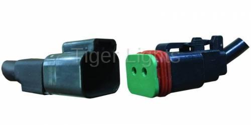 Tiger Lights - Kubota 1100 LED Spot Light Kit, TLKB2 - Image 5