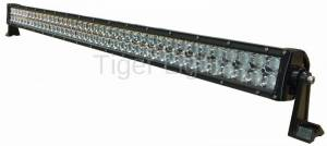 "Electrical Components - LED Lights - Tiger Lights - 42"" Double Row LED Light Bar, TLB440C"