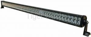 "Tiger Lights - 50"" Double Row LED Light Bar, TLB450C - Image 1"