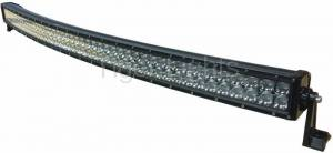 "Electrical Components - LED Lights - Tiger Lights - 50"" Curved Double Row LED Light Bar, TLB450C-CURV"