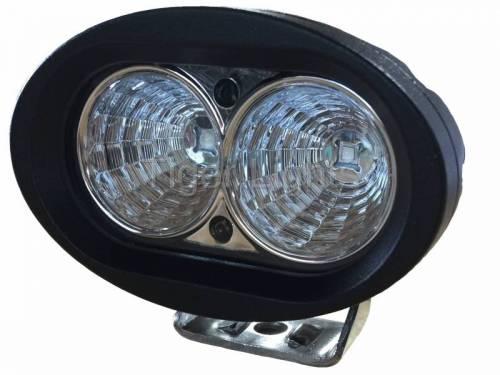 Electrical Components - LED Lights - Tiger Lights - LED Blue Safety Warning Light, TLFL20