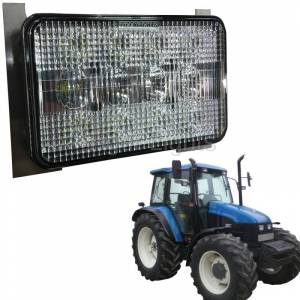 Electrical Components - Tiger Lights - LED Flood Light for Ford New Holland, TL6070