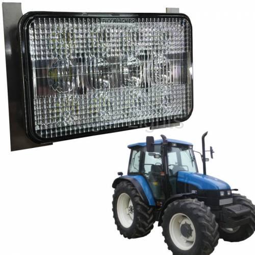 Electrical Components - LED Lights - Tiger Lights - LED Flood Light for Ford New Holland, TL6070
