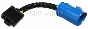 Tiger Lights - High/Low Beam 5000 Series LED Light, TL5500 - Image 7