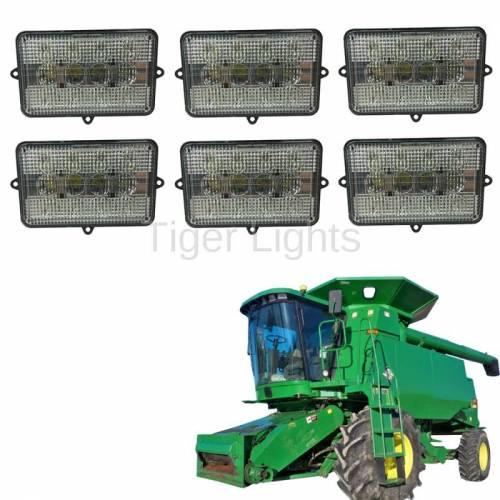Electrical Components - LED Lights - Tiger Lights - LED Combine Light Kit, TL9000-KIT