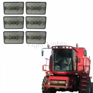 Electrical Components - Tiger Lights - LED Case/IH Combine Light Kit, TL2388-KIT