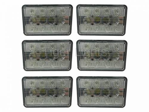 Tiger Lights - LED Case/IH Combine Light Kit, TL2388-KIT - Image 2