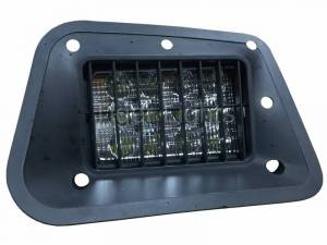 Tiger Lights - LED Tractor Light High/Low Beam, TL6060