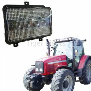 Tiger Lights - LED High/Low Beam for Agco, TL6050